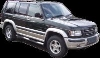 Колёса для ISUZU Trooper(Bighorn) 3.0 TD  1998–2003
