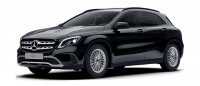 Колёса для MERCEDES GLA-Klasse 250 4Matic  2014–2019