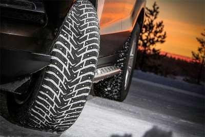 Рейтинг зимних шипованных шин 2018 для кроссоверов и внедорожников