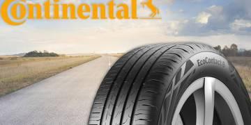 Компания Continental выпускает на рынок новые летние покрышки