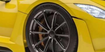 Michelin разрабатывает шины для гиперкаров
