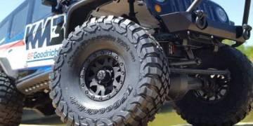 Выпущены шины Mud-Terrain для вездеходов