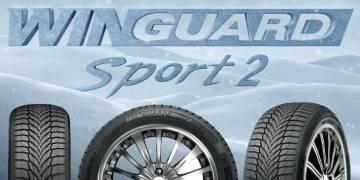Новая зимняя резина Winguard Sport2 представлена компанией Nexen Tire