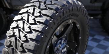 Новые шины повышенной проходимости Roadian MTX от Nexen Tire America