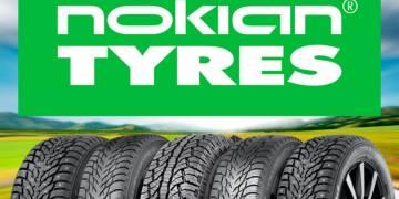 Новые типоразмеры популярных шин Nokian Tyres!