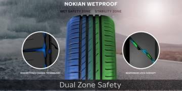 Новая модель Nokian для Центральной Европы