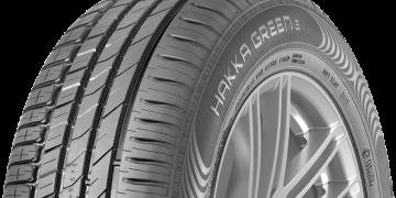 NOKIAN HAKKA GREEN 3 – летняя легковая новинка премиум-класса с  повышенной экологичностью
