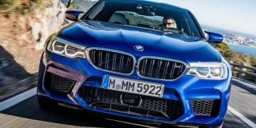 Шины Pirelli и новое поколение автомобилей BMW М5