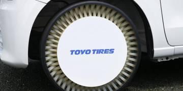 Безвоздушная концепт-шина от Toyo Tires