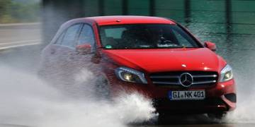 Тест летних шин размера 225/40R18 (2013) (по версии Evo)