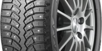 Шины Bridgestone Blizzak Spike-01:японские технологии для русских зим