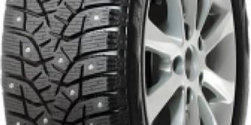Bridgestone Blizzak Spike-02 — для самых суровых зим