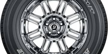 Новая шина Dueler H/T 685 представлена Bridgestone