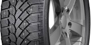 Шины Continental ContiIceContact HD — отрада на зимней дороге