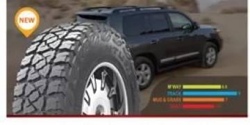 Kumho представила антигрязевую шину для бездорожья