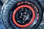 Новая автомобильная резина для ралли Дакар была представлена компанией BFGoodrich