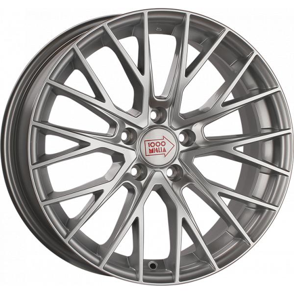 1000 Miglia MM1009 Silver High Gloss