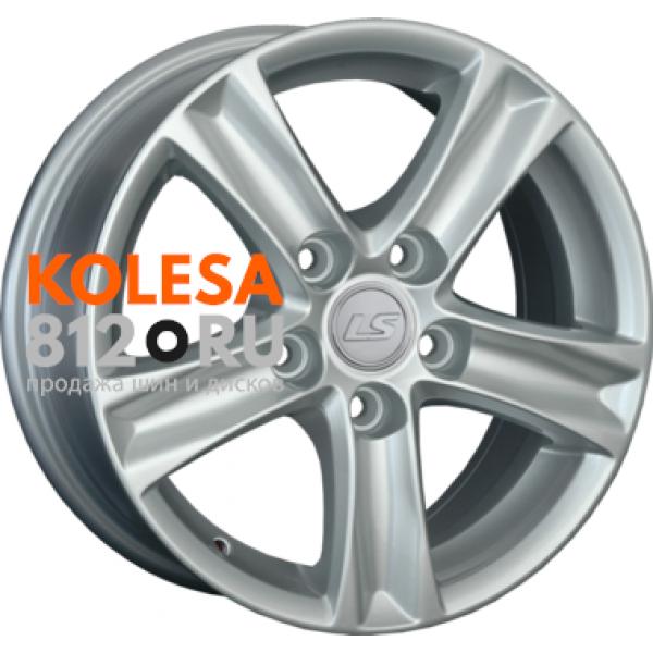 LS Wheels LS1021 Sil
