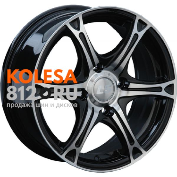 LS Wheels LS131 BKF