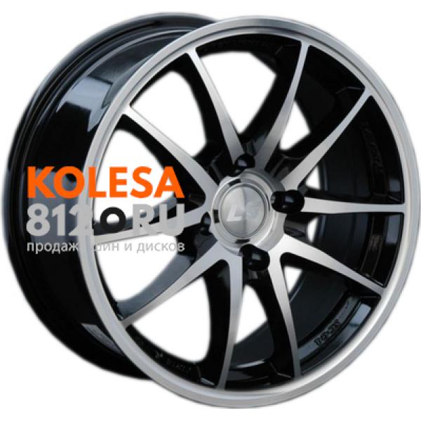 LS Wheels LS135 BKF
