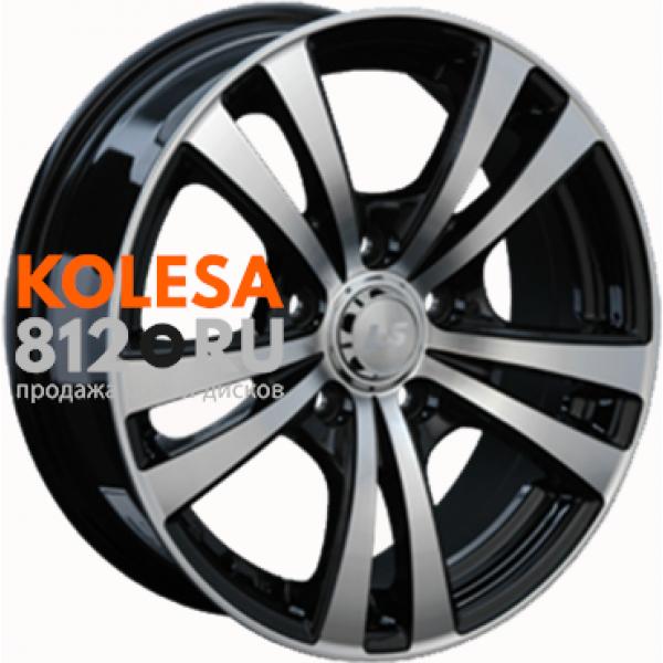 LS Wheels LS141 BKF