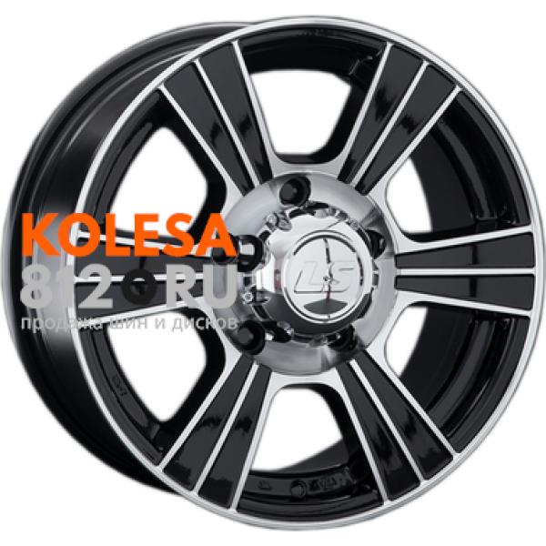 LS Wheels LS160 BKF