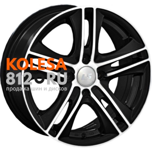 LS Wheels LS191 BKF