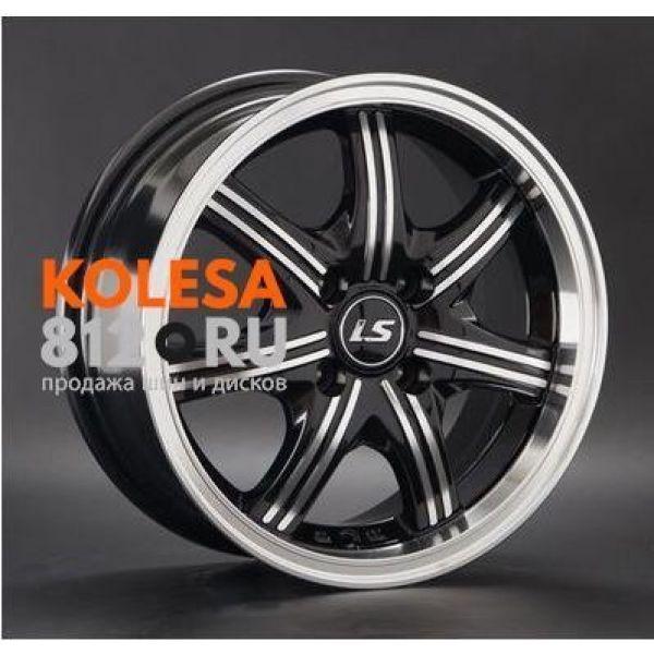 LS Wheels LS323 BKF