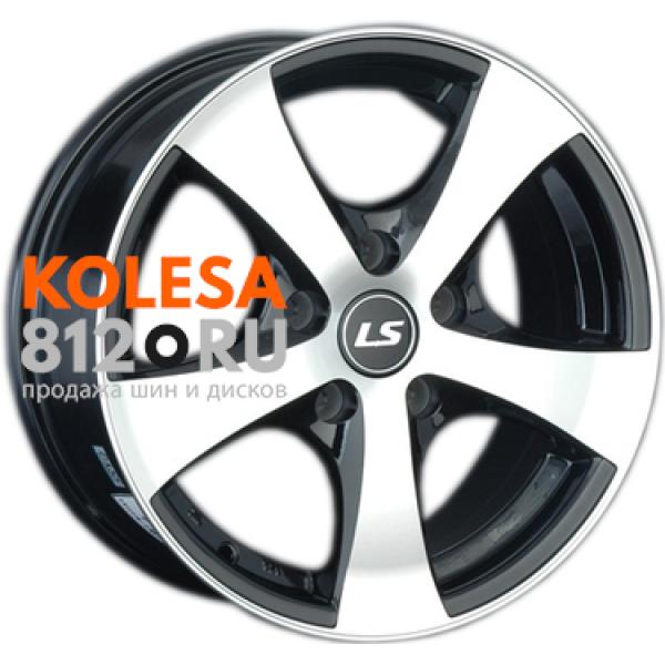 LS Wheels LS324 BKF
