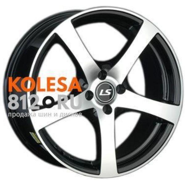 LS Wheels LS357 BKF