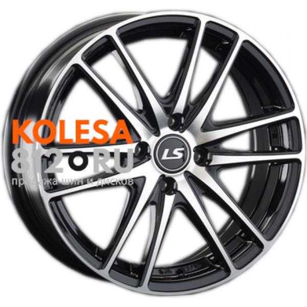 LS Wheels LS362 BKF