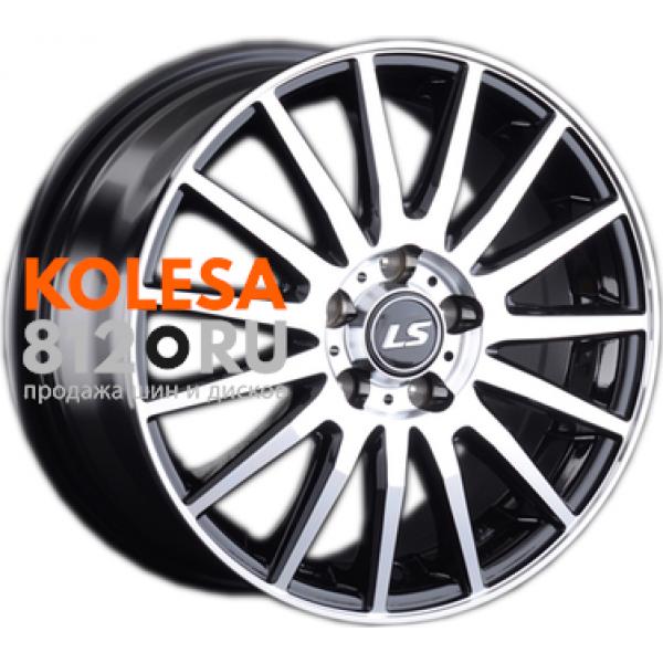 LS Wheels LS425 BKF