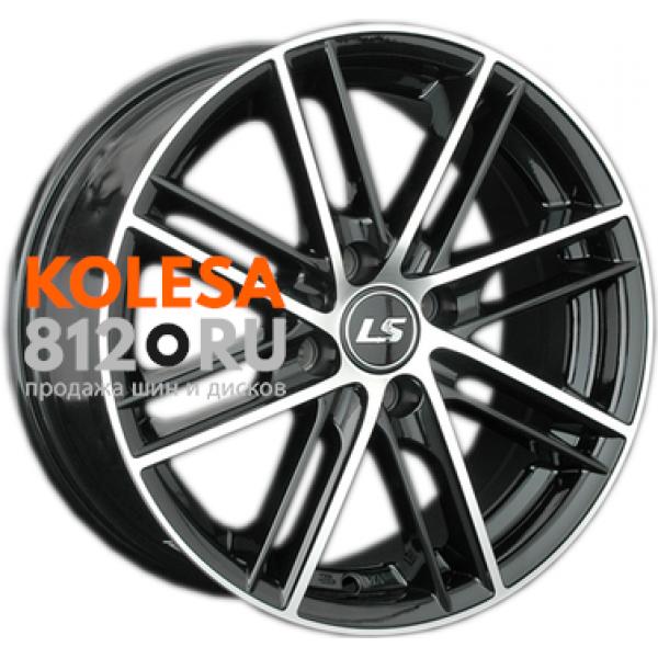 LS Wheels LS478 BKF