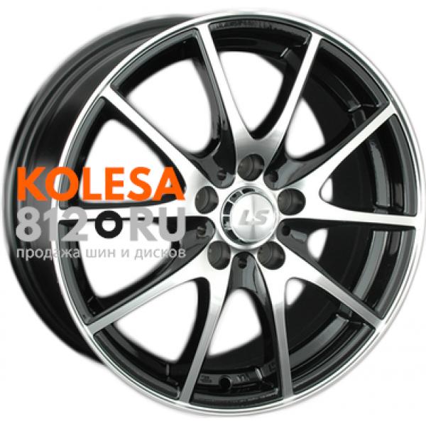LS Wheels LS536 BKF