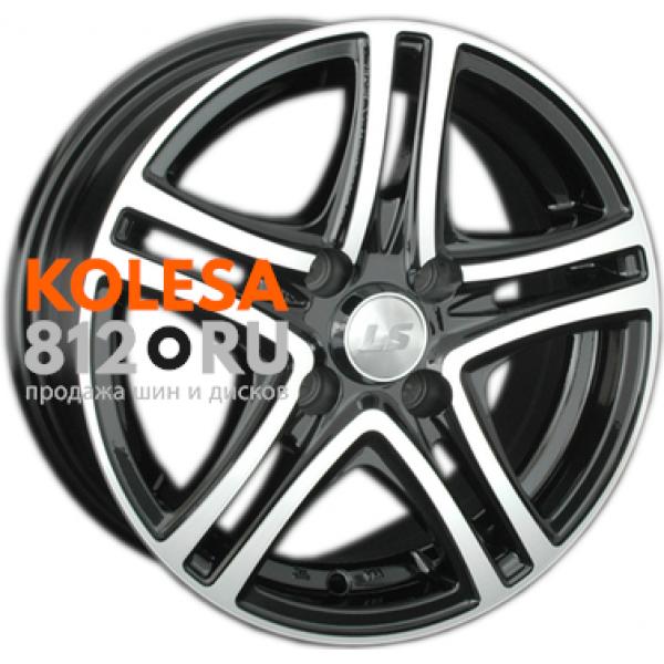 LS Wheels LS570 BKF