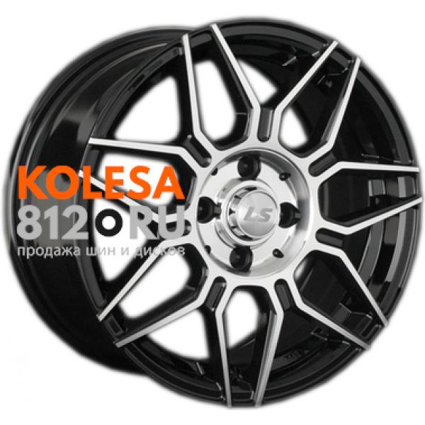 LS Wheels LS785 BKF