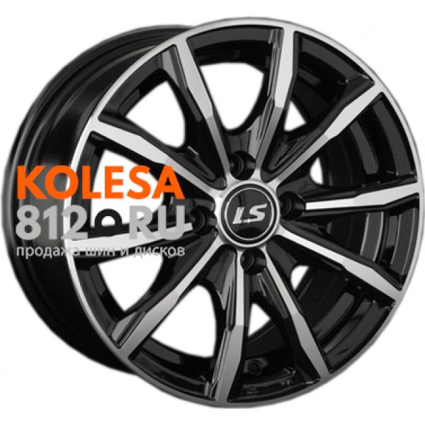 LS Wheels LS786 BKF