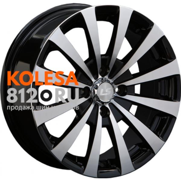 LS Wheels NG 247 BKF