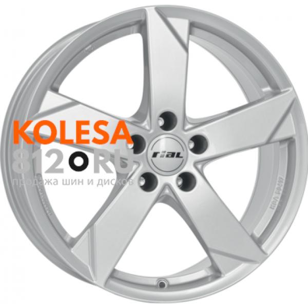 Rial Kodiak Polar silver