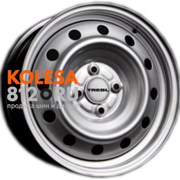 Trebl 42E45S silver