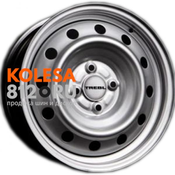 Trebl 64I45D silver