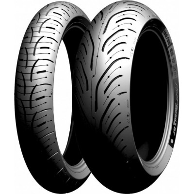 Шины Michelin Pilot Road 4