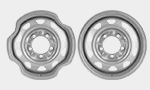 Ремонт стальных дисков